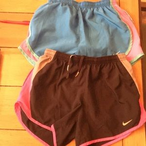 Women's XS Nike Dri fit shorts